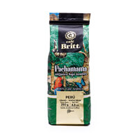 Peruvian pachamama whole bean coffee