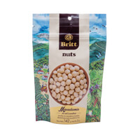 Unsalted macadamia nuts