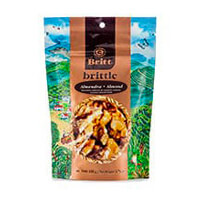Almond Brittle Candy