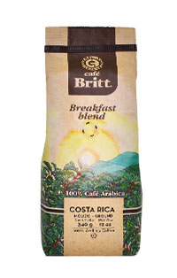 Breakfast Blend Gourmet Coffee