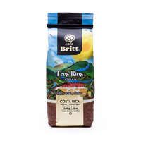 Costa Rican Tres Rios whole bean coffee
