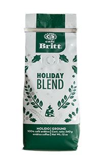 Holiday Blend Ground Coffee
