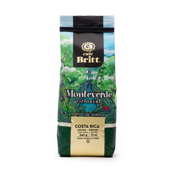 Costa Rican Monteverde Coffee